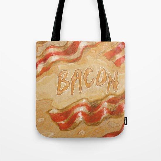 Bacon Tote Bag