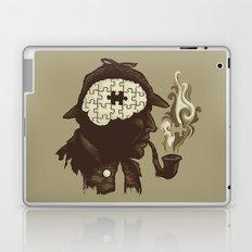 Puzzle Solved Laptop & iPad Skin