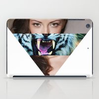 Tigre iPad Case