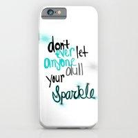 Unique Sparkle iPhone 6 Slim Case