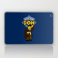 Doctor D'oh Laptop & iPad Skin