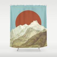 MTN Shower Curtain