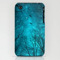 iPhone Cases featuring Stars Can't Shine Without Darkness  by soaring anchor designs