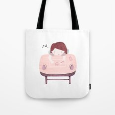 Why Home Office? Tote Bag