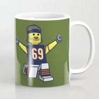 Bears Bricked: Jared All… Mug