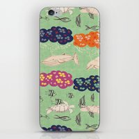 Coral  iPhone & iPod Skin