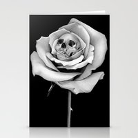 Beauty & Death Stationery Cards