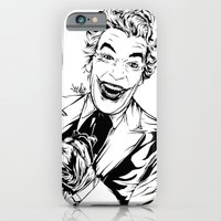 iPhone & iPod Case featuring Joker On You by Vee Ladwa