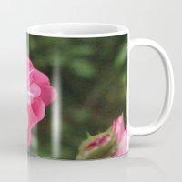 Flower Bee Mug