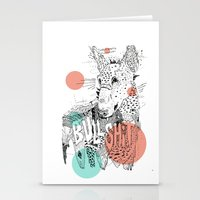 BULL II Stationery Cards
