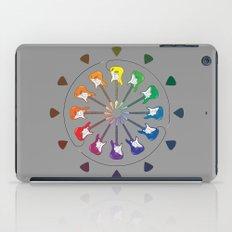 Vivid Melody iPad Case