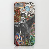 Cowboy and His Guns iPhone 6 Slim Case