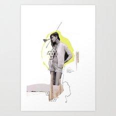 AEROPLANE2010 Art Print
