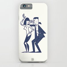 Just shut the fuck up and love me Slim Case iPhone 6s