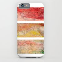 iPhone & iPod Case featuring The Unborn, The Living, The Dead by Krist Norsworthy