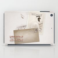 The Message, Gallery One iPad Case
