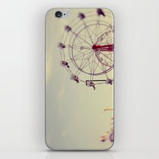 Cotton Candy Daydreams iPhone & iPod Skin