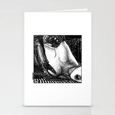 asc 668 - Les rendez-vous du crépuscule (Visitors in the twilight) #07 Stationery Cards