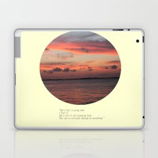 The Sun Shines On Everything Laptop & iPad Skin