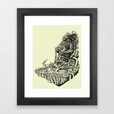 Landscape 01 Framed Art Print
