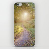 ...Keep Peace with your Soul iPhone & iPod Skin