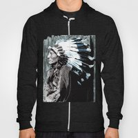 Native American Chief 2 Hoody