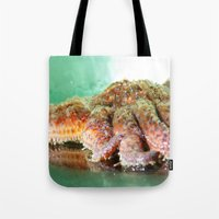 Sunflower Sea Star Tote Bag