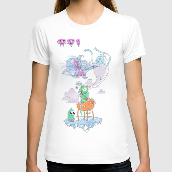 A Finn to the Future T-shirt