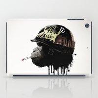 Born To Kill iPad Case