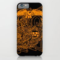iPhone & iPod Case featuring Tidal wave by barmalisiRTB