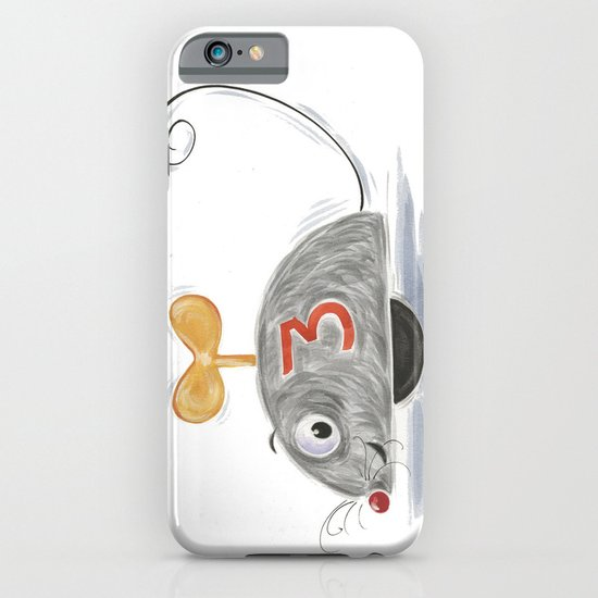 Wheel Mouse iPhone & iPod Case