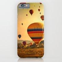 iPhone & iPod Case featuring Sunrise in Cappadocia by Istvan Kadar Photography
