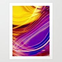 Mercury Sunrise Art Print