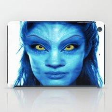Angelina Jolie Avatar iPad Case