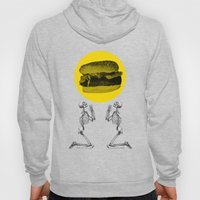 Hamburger Pray Hoody