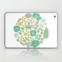 Floral Bloom  Laptop & iPad Skin