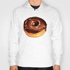 Chocolate Donut Pattern - Pink Hoody