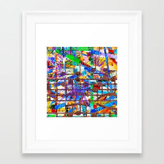 Frank (Goldberg Variations #10) Framed Art Print