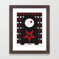 KUBRICK Framed Art Print