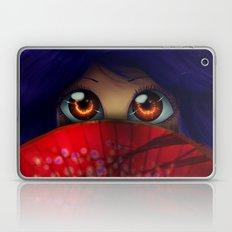 Hiding.  Laptop & iPad Skin