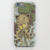 Mr Octopus & The One That Got Away iPhone 6 Slim Case