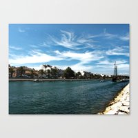 lagos Canvas Print