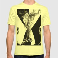 legami Mens Fitted Tee Lemon SMALL