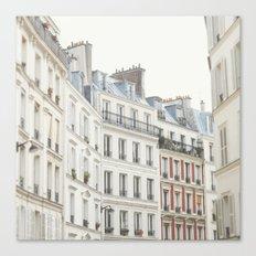 Good Morning, Paris - Photography Canvas Print