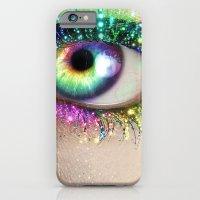 Rainbow Eye iPhone 6 Slim Case