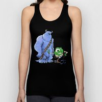 Hike and Chulley Unisex Tank Top