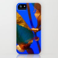 Sea Horses iPhone (5, 5s) Slim Case