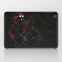 Goggles iPad Case
