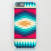 SURF GIRL CHEVRON iPhone 6 Slim Case