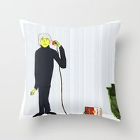 Andy's calling his best friend Throw Pillow